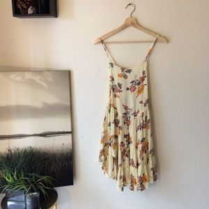 Free People Intimates Floral Dress